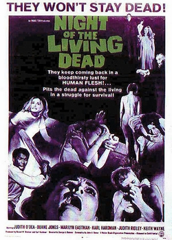 nightofthelivingdead poster